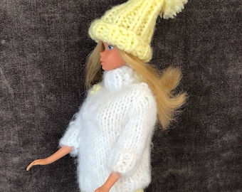 Knit barbie clothing clothes outfit