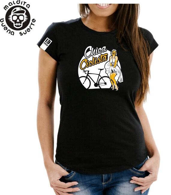 MBS girl biker girl t-shirt