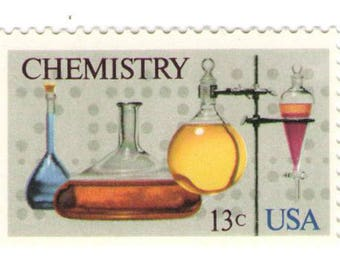 Unused 1976 Chemistry - Vintage Postage Stamps Number 1685