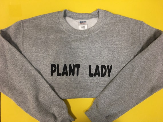 PLANT LADY SWEATSHIRT