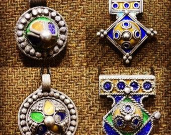 Vintage Moroccan cross