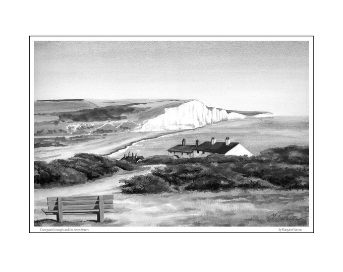 Featured listing image: Coastguard Cottages & Seven Sisters