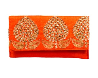 Ethnic Clutch|Cash Envelope|Wedding Envelope|Gift Envelope|MagnetClutch|Pouch|mothers day gift