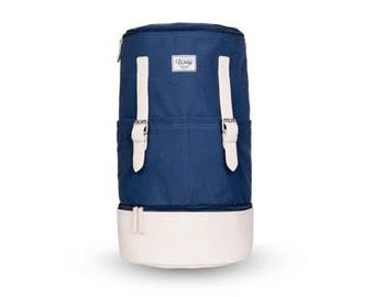 Alto Navy Blue Backpack
