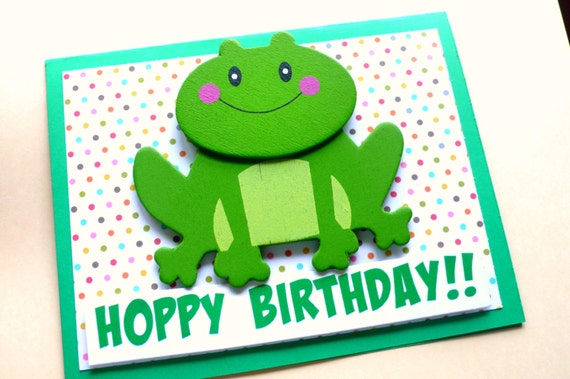 Birthday card kids kids birthday card boy birthday card like this item bookmarktalkfo Gallery