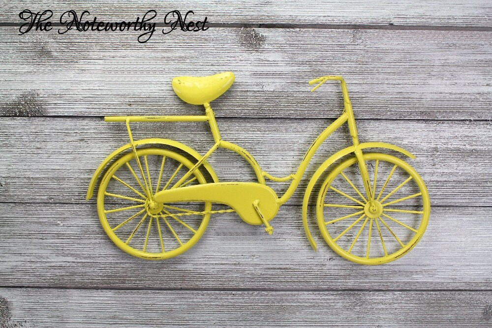 Enchanting Bicycle Metal Wall Art Model - Wall Art Collections ...