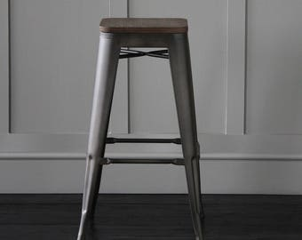 The Bistro Industrial Stool