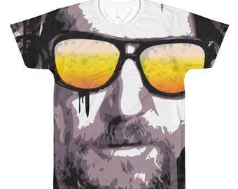 The Dude Big Lebowski All-Over Printed T-Shirt