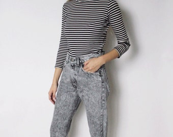 Vintage Levi's 505 Denim Jeans 28   Levis 505 High Waist Denim Jeans   Grey Denim Jeans