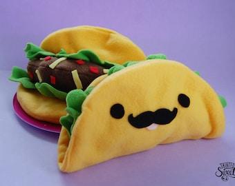 Señor Taco Plush