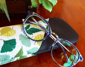 Handmade Vegan Leather Glasses Case
