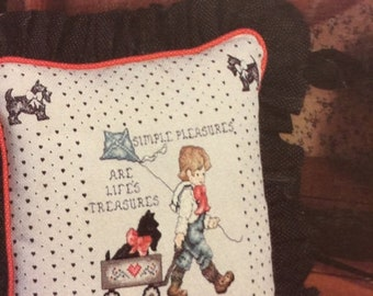 MAYniaSALE Stoney Creek Collection Only Yesterday counted cross stitch book 9