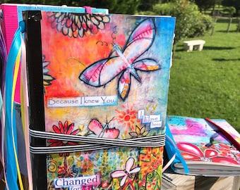 Because handmade Meadori Art  Journal