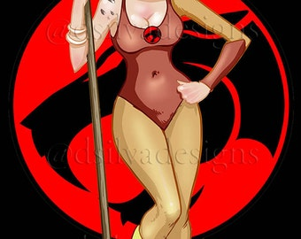 Cheetara / Thundercats