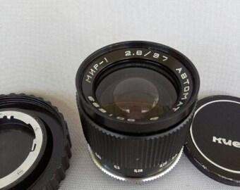 Lens MIR 1 Automat 37/2.8 for KIEV -10 KIEV-15USSR