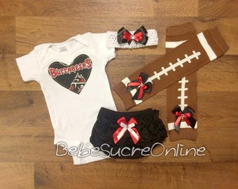 Tampa Bay Buccaneers Game Day Outfit