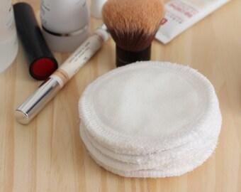 Wattepads abwaschbar wasserdicht weichen grünen Gesichts Make-up Baumwolle Pads Scheiben entfernen