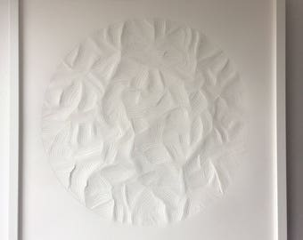 Paper-cut Drawing, untitled