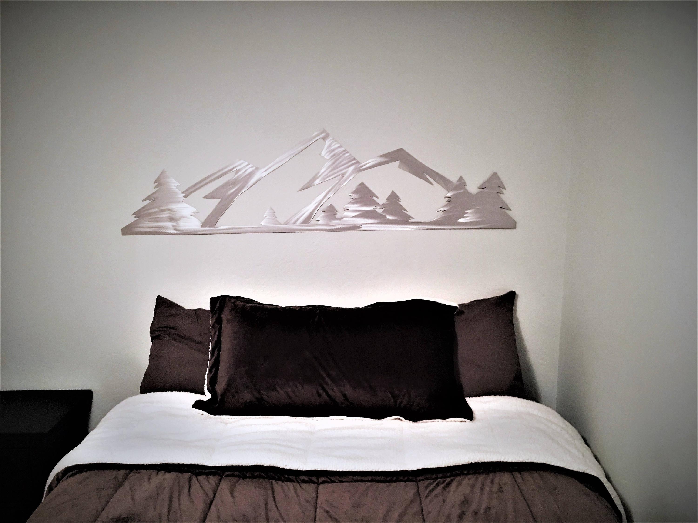 5 ft. Rocky Mountain National Park. Metal Wall Art. Estes Park ...