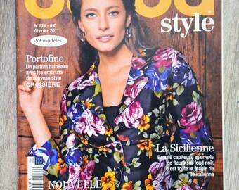 Magazine February 2011 Burda (134)