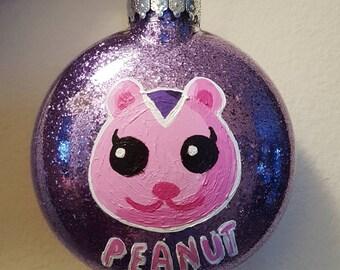 Animal Crossing Pocket Camp Peanut Ornament