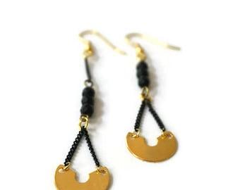Earrings Hozho.