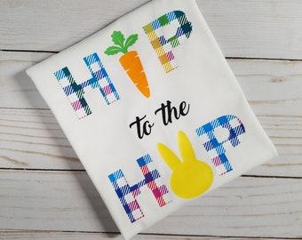 Easter SVG File, Hip to the Hop Easter SVG File, Easter Cutting File, Easter Cutting File for Cricut, Cutting File, Easter SVG Design