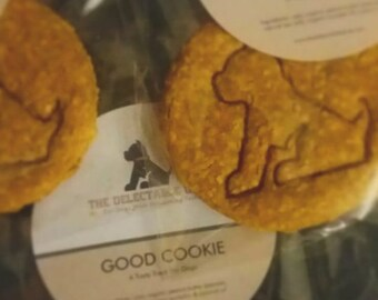 GOOD COOKIE - A Tasty Vegan Treat For Dogs