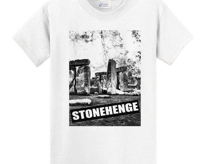 Stonehenge England Travel T-Shirt