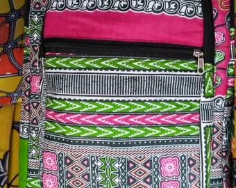 African Kente bag