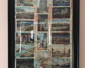 The American Century Framed Art Postcard Collection
