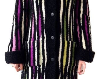 Missoni Wool and mohair coat