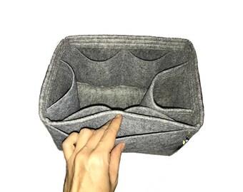 Longchamp Le Pliage Medium bag organizer, felt bag organizer, quality