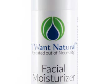 All Natural Facial Moisturizer