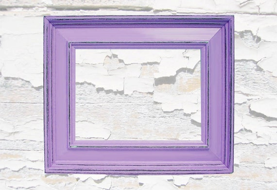 Shabby Chic Picture Frames Distressed Rustic Wood 5x7