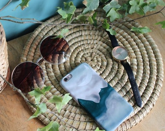 Mount Pleasant Iphone / Samsung Full Wrap Case