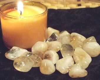 Citrine Gemstone - Merchant's Stone, Artist's Stone