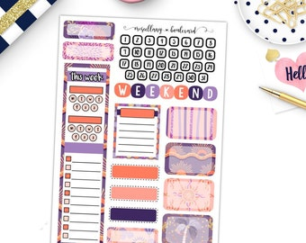 Sunset Serenade Weekly Add-On Kit | 0407