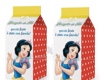 Snow White Candy Box