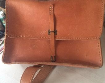 Vintage BillyKirk Messenger Bag Made In USA