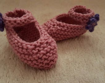 Lazy Daisy baby shoes