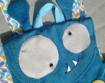 Backpack Monster Lucien