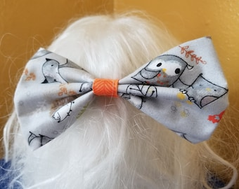 Fox and Owl Bow