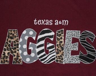 Texas A&M Aggies T-Shirt