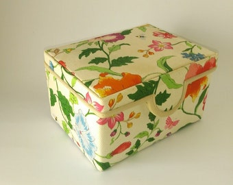 Fabric jewelry box Etsy