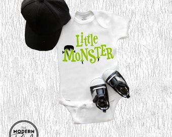 Halloween Onesie®, Baby Onesie®, Little Monster, Baby Shower Gift, Toddler Shirt, Baby Boy Baby girl, All Hallows Eve, 1st Halloween