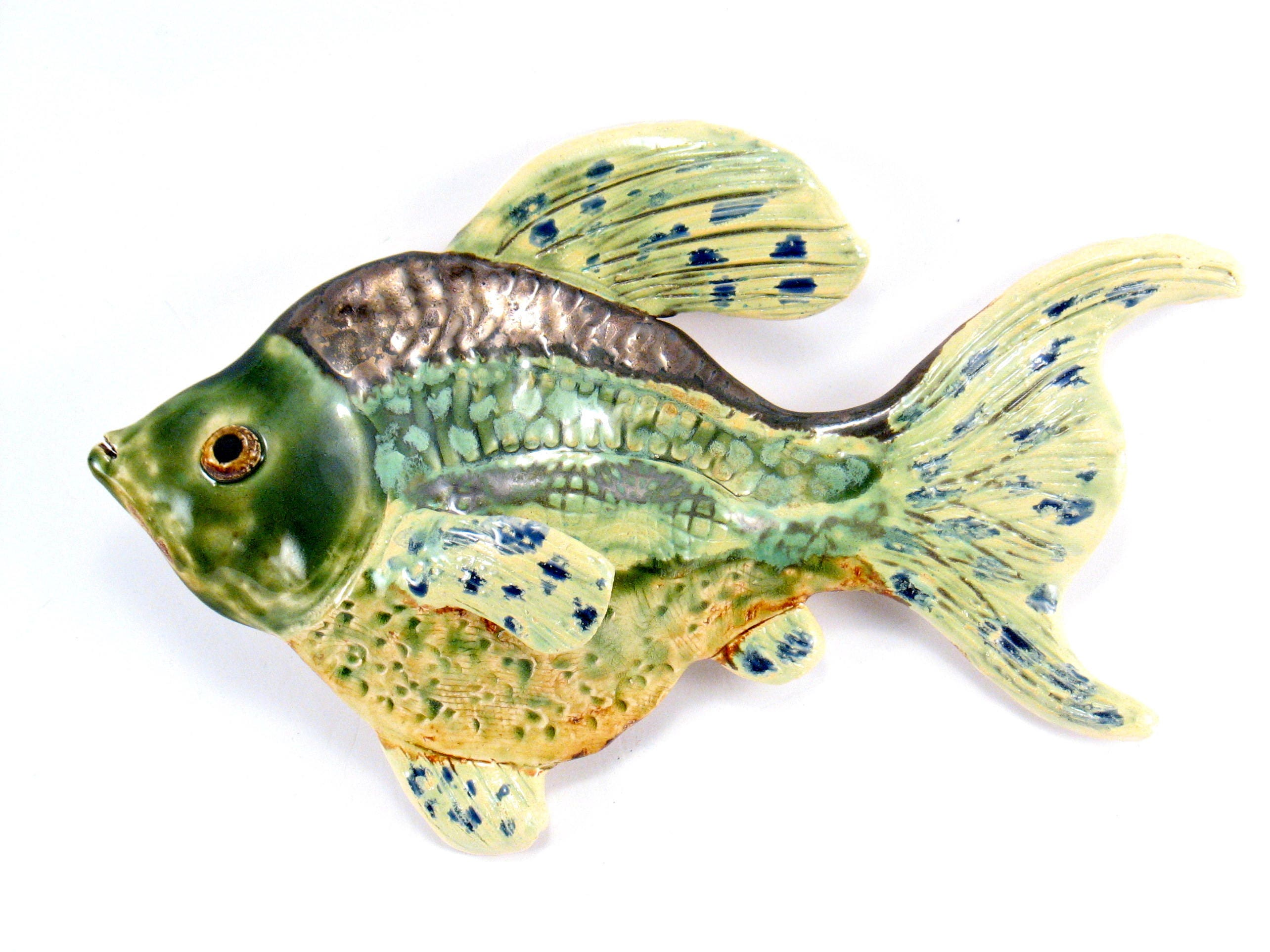 Exelent Ceramic Fish Wall Art Collection - The Wall Art Decorations ...