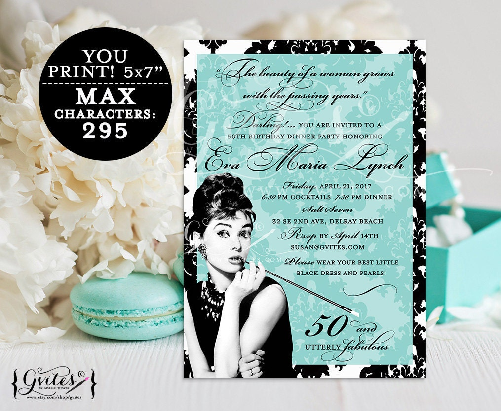 Enchanting Little Black Dress Party Theme Illustration - All Wedding ...
