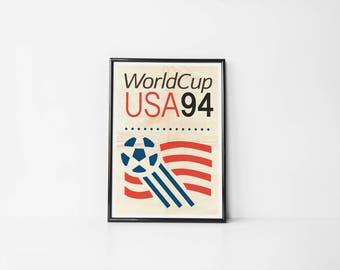 Fifa World Cup - USA 1994 | Art Print
