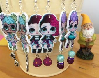 LoL Doll Earrings